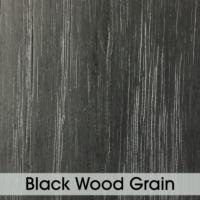 Table Top - Black Wood Grain