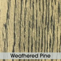 Table Top - Weathered Pine