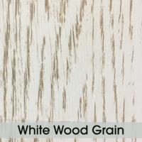 Table Top - White Wood Grain