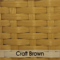 Weave Colours - Craft Brown