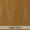 Table Top - Light Oak 600 x 600