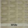 Weave Colours - White 600 x 600