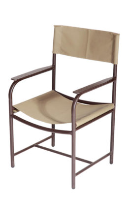 Bush Canvas arm chair