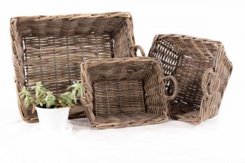 Ecru Basket image Small medium large