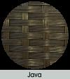 Java Weave finish