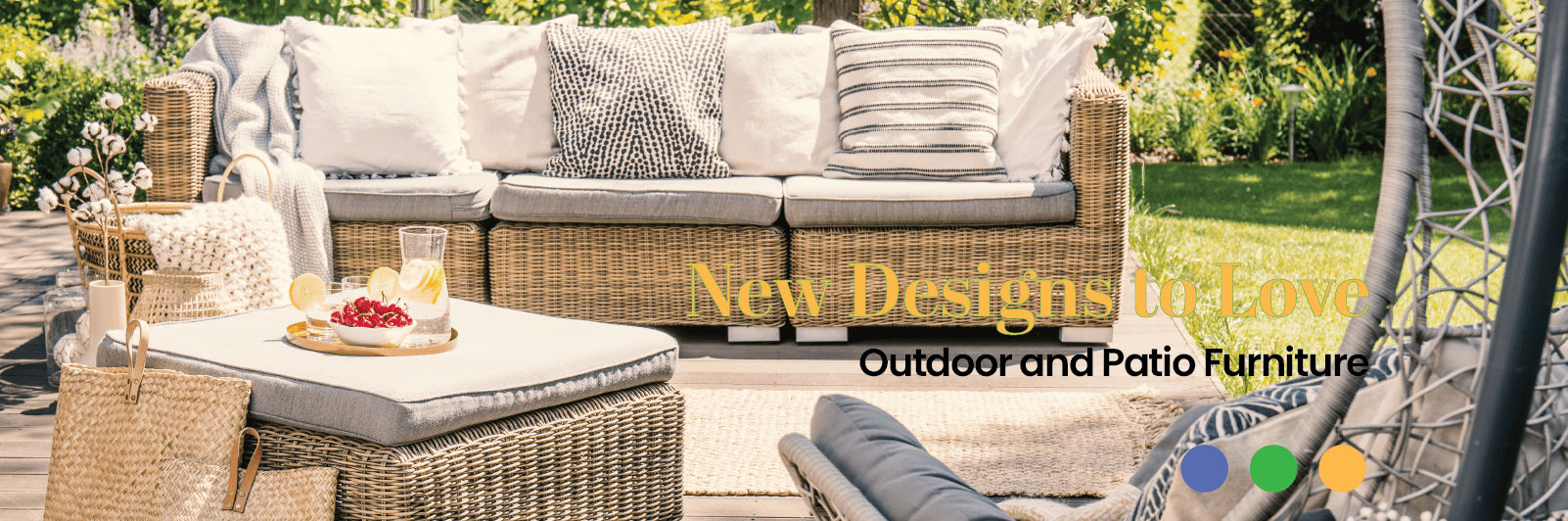 Beautiful Outdoor Furniture  Silhouette Furniture  Weatherproof
