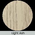 Light Ash finish
