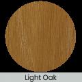 Light Oak finish