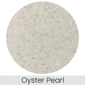 Oyster Pearl finish
